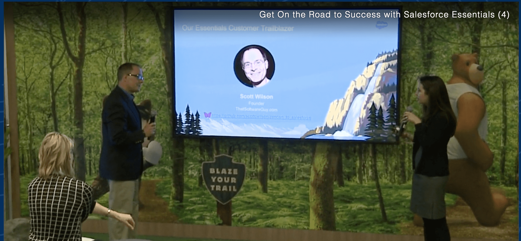 That Software Guy speaks at Dreamforce 2018